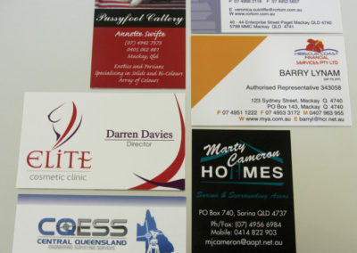 Promotional Products - business cards