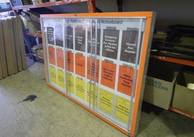 Aurizon safety signage