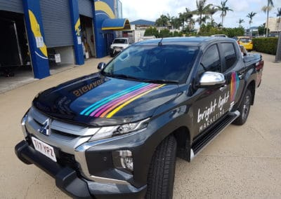 about Mackay Stickers and Signs vehicle signs