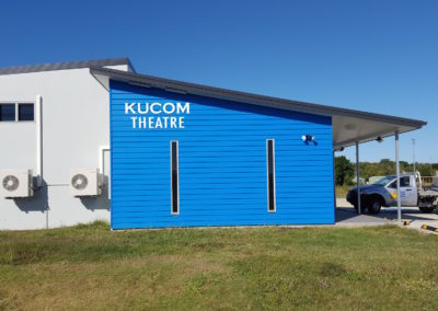 Commercial General Signs - Kucom Theatre