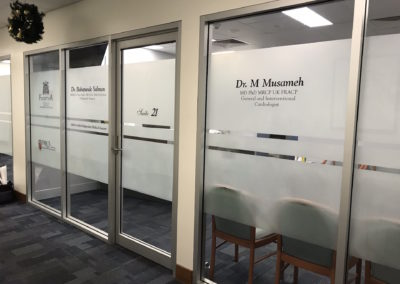 Commercial General Signs - Mater Medical Suites